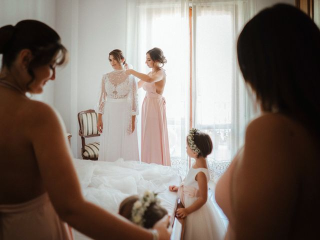 Il matrimonio di Jessica e Andrea a Battipaglia, Salerno 8