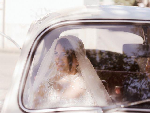Il matrimonio di Jessica e Andrea a Battipaglia, Salerno 11