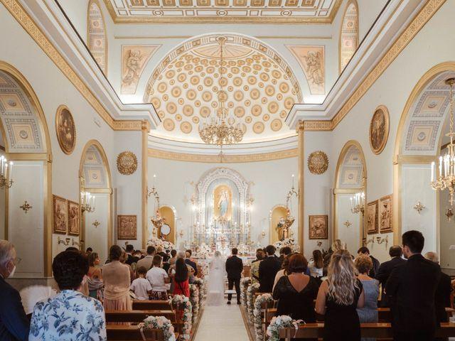 Il matrimonio di Jessica e Andrea a Battipaglia, Salerno 12