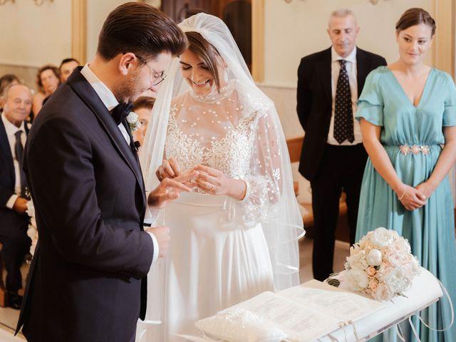 Il matrimonio di Jessica e Andrea a Battipaglia, Salerno 13