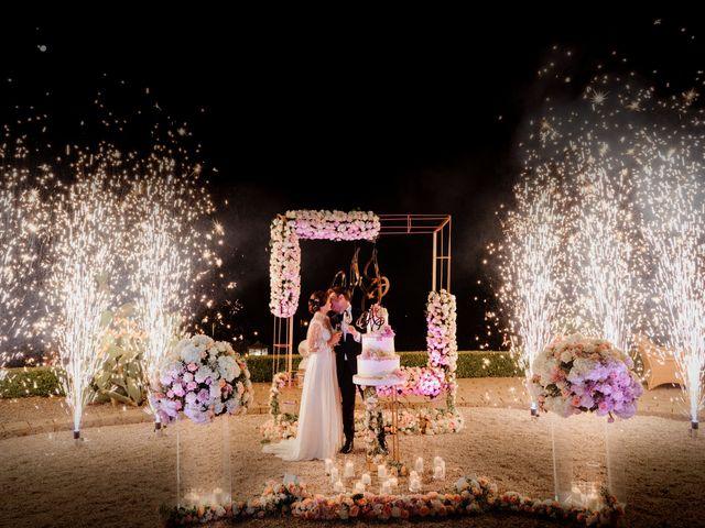Il matrimonio di Jessica e Andrea a Battipaglia, Salerno 32