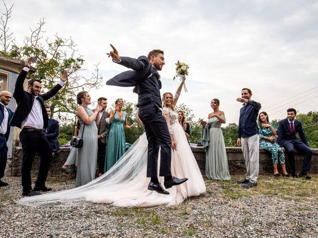 Il matrimonio di Davide e Martina a Castelletto sopra Ticino, Novara 3