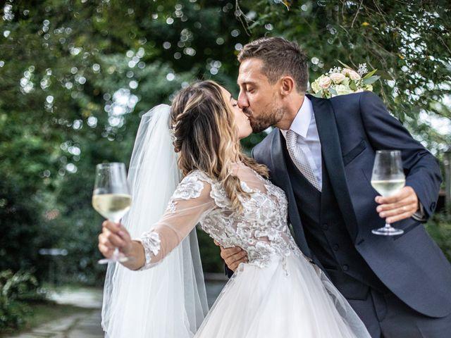 Il matrimonio di Davide e Martina a Castelletto sopra Ticino, Novara 5