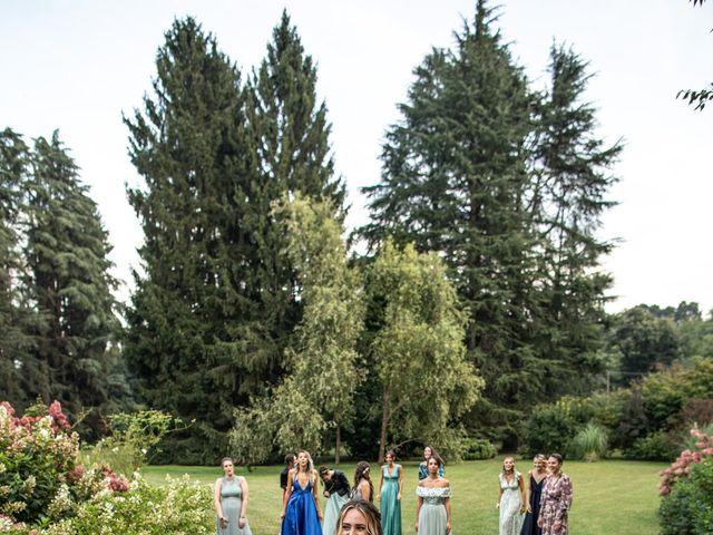 Il matrimonio di Davide e Martina a Castelletto sopra Ticino, Novara 14