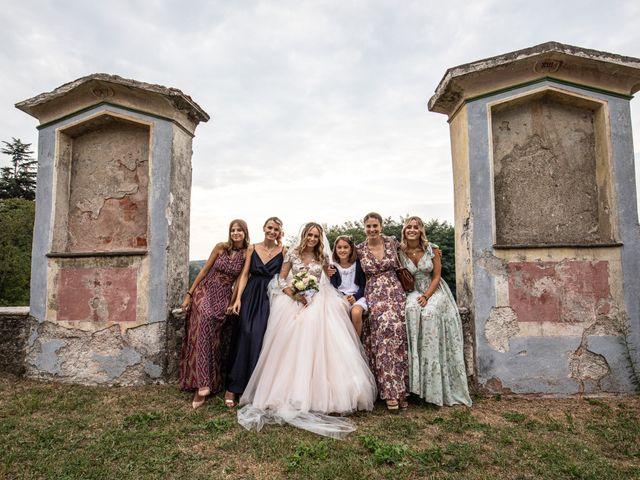 Il matrimonio di Davide e Martina a Castelletto sopra Ticino, Novara 19