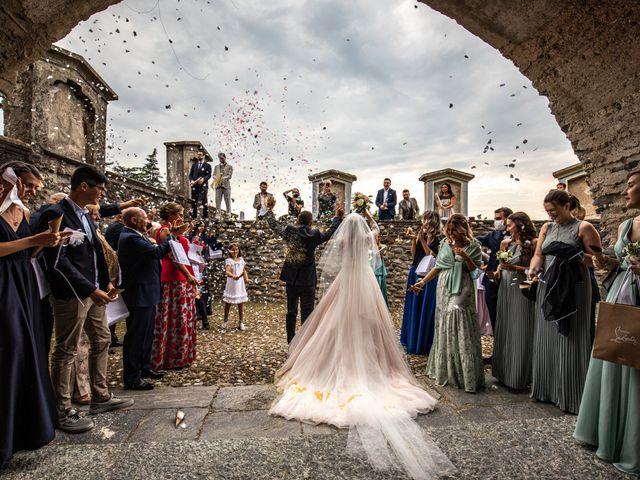 Il matrimonio di Davide e Martina a Castelletto sopra Ticino, Novara 20