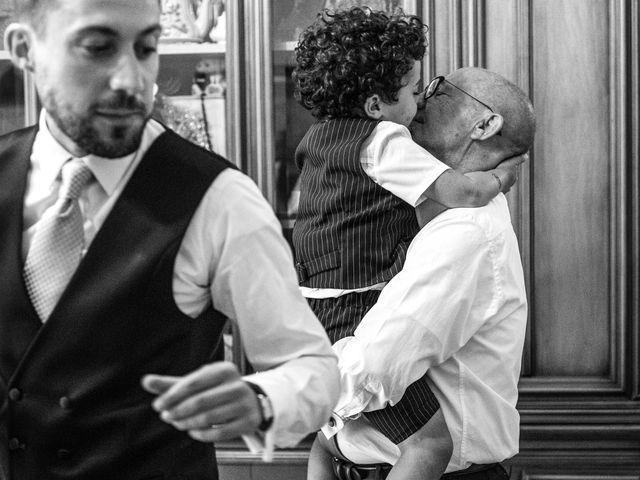 Il matrimonio di Davide e Martina a Castelletto sopra Ticino, Novara 38