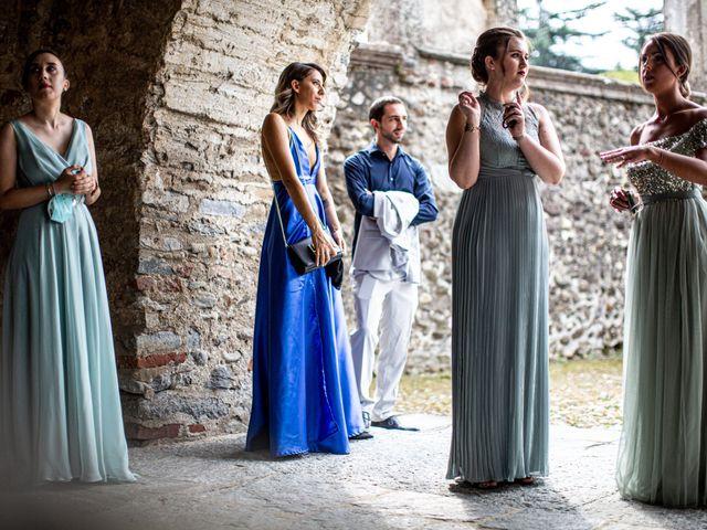 Il matrimonio di Davide e Martina a Castelletto sopra Ticino, Novara 42