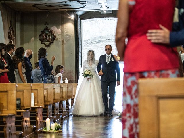 Il matrimonio di Davide e Martina a Castelletto sopra Ticino, Novara 48