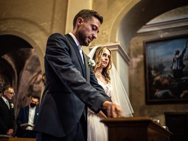 Il matrimonio di Davide e Martina a Castelletto sopra Ticino, Novara 51