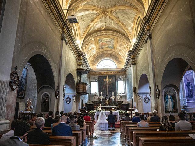 Il matrimonio di Davide e Martina a Castelletto sopra Ticino, Novara 53