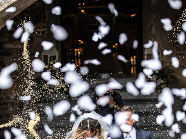 Il matrimonio di Davide e Martina a Castelletto sopra Ticino, Novara 66