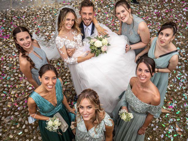 Il matrimonio di Davide e Martina a Castelletto sopra Ticino, Novara 71