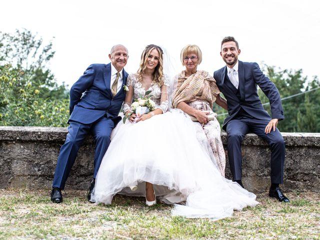 Il matrimonio di Davide e Martina a Castelletto sopra Ticino, Novara 74