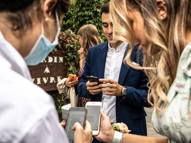 Il matrimonio di Davide e Martina a Castelletto sopra Ticino, Novara 76