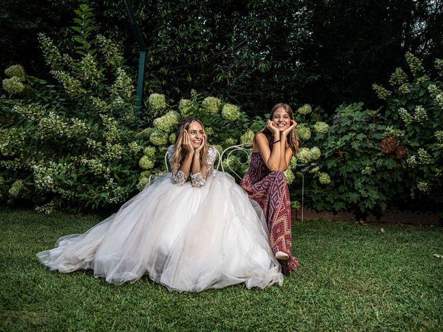 Il matrimonio di Davide e Martina a Castelletto sopra Ticino, Novara 90