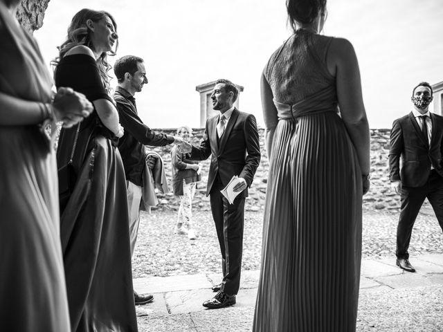 Il matrimonio di Davide e Martina a Castelletto sopra Ticino, Novara 107