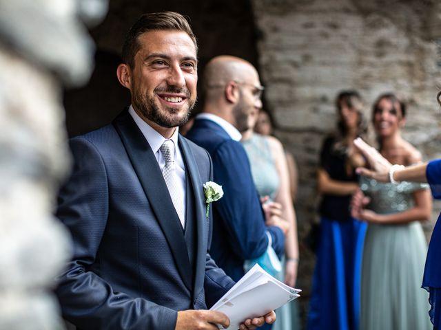 Il matrimonio di Davide e Martina a Castelletto sopra Ticino, Novara 108