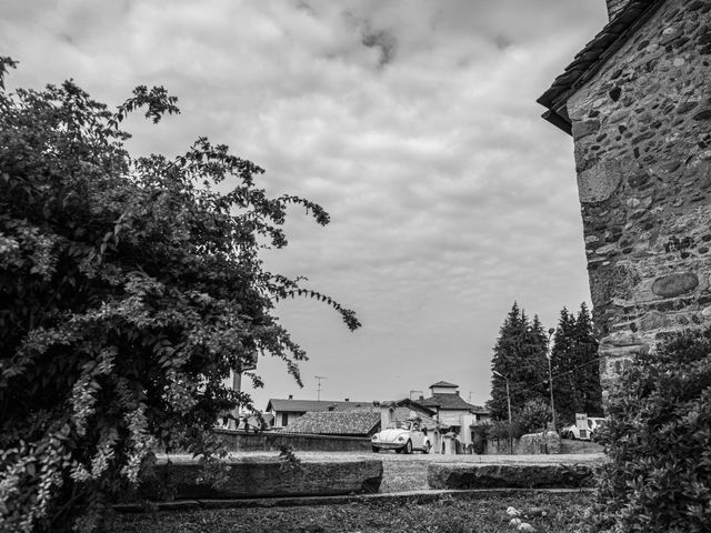 Il matrimonio di Davide e Martina a Castelletto sopra Ticino, Novara 111