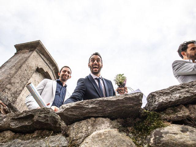 Il matrimonio di Davide e Martina a Castelletto sopra Ticino, Novara 123