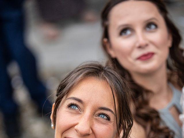 Il matrimonio di Davide e Martina a Castelletto sopra Ticino, Novara 124