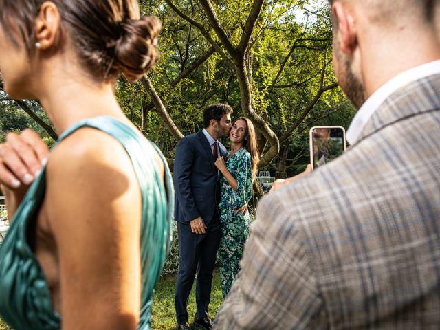 Il matrimonio di Davide e Martina a Castelletto sopra Ticino, Novara 131