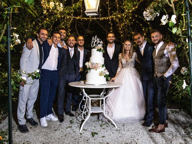 Il matrimonio di Davide e Martina a Castelletto sopra Ticino, Novara 146