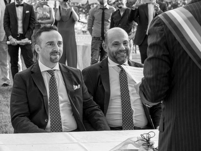 Il matrimonio di Massimiliano e Franco a Felino, Parma 3