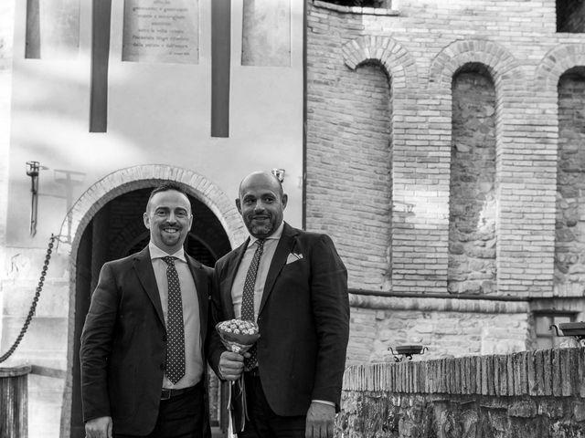 Le nozze di Franco e Massimiliano