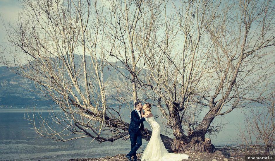 Il matrimonio di Emanuele e Klorela a Seriate, Bergamo