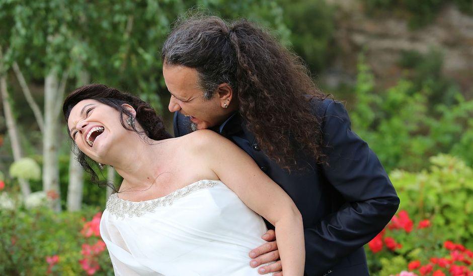 Il matrimonio di Mario e Marilena a Rocchetta Nervina, Imperia