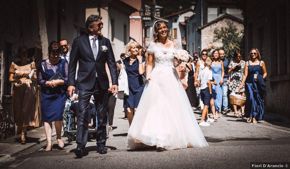 Il matrimonio di Renzo e Vania a Cison di Valmarino, Treviso