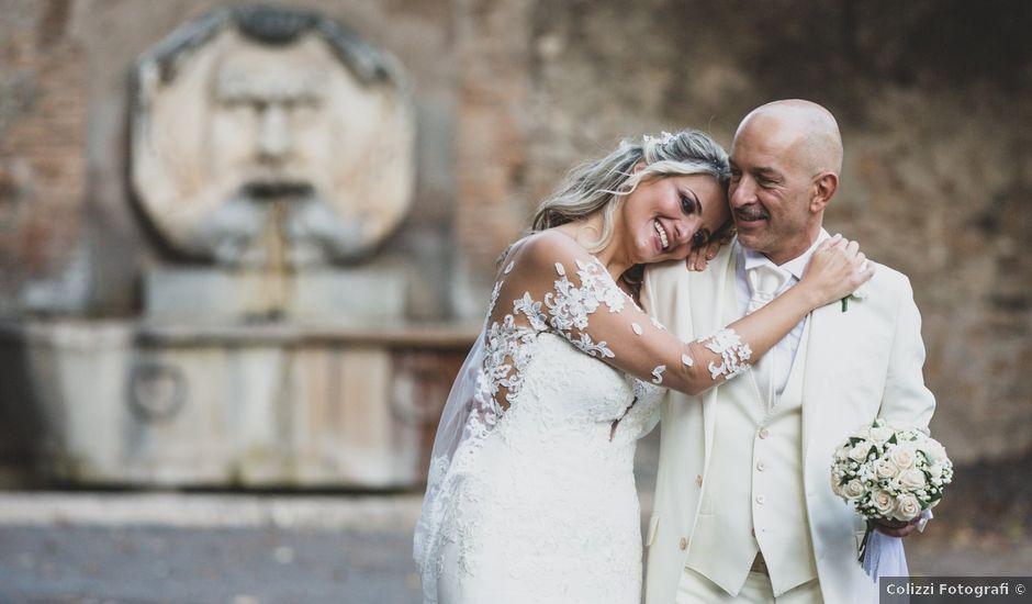 Il matrimonio di Roberta e Fabrizio a Roma, Roma
