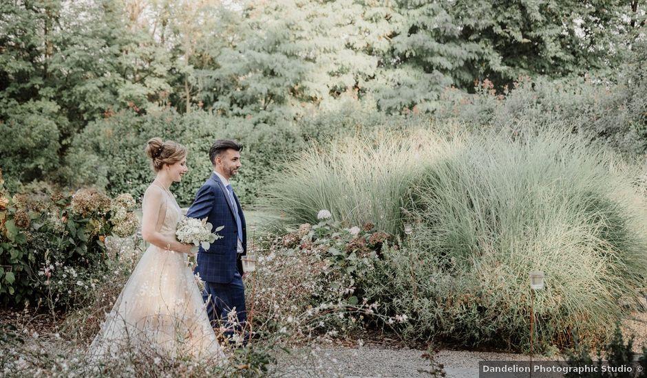 Il matrimonio di Salvatore e Alessandra a Fino Mornasco, Como