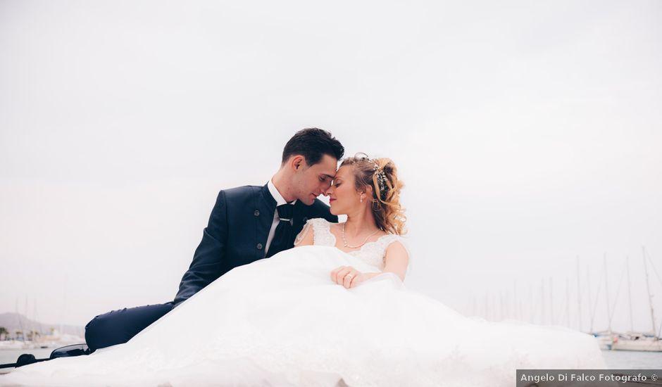 Il matrimonio di Giuseppe e Rossana a Licata, Agrigento