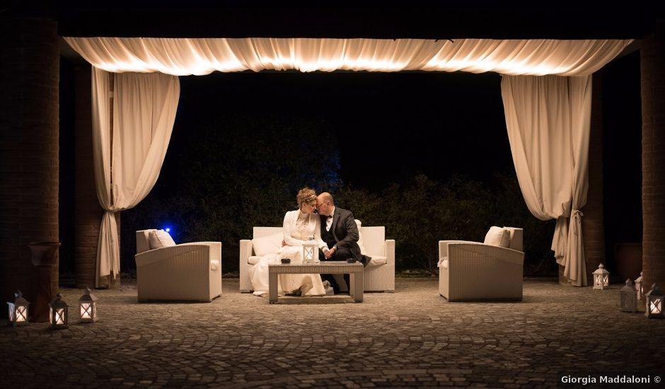 Il matrimonio di Guido e Valentina a Montaione, Firenze