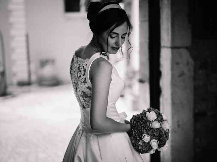 le nozze di Irene e Damiano
