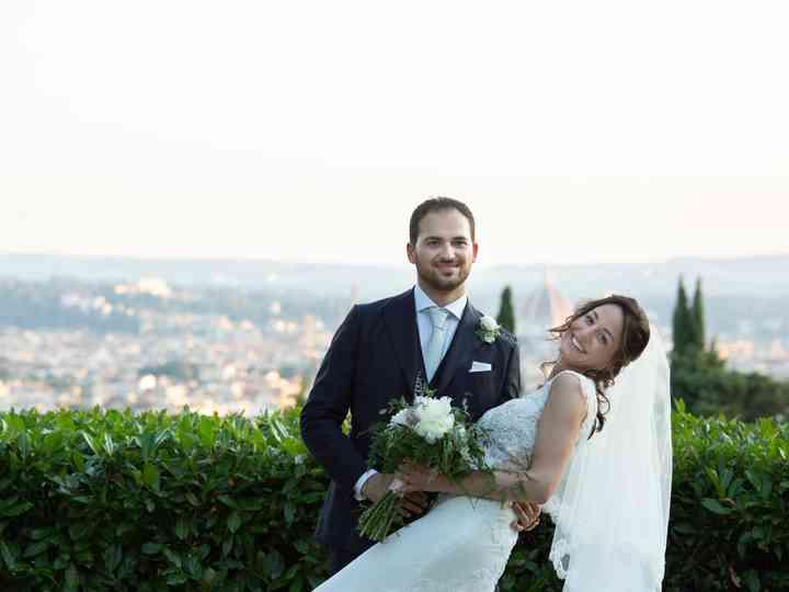 Le nozze di Pamela e Jacopo