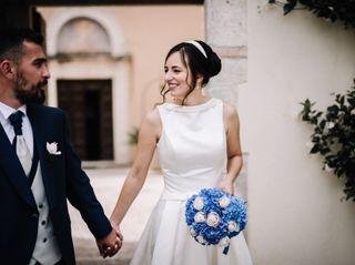 le nozze di Irene e Damiano 1
