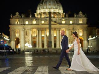Le nozze di Arianna e Francesco