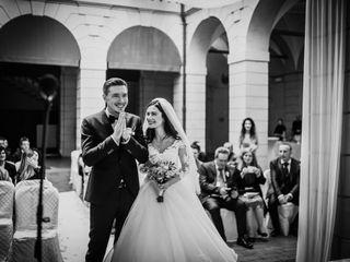 Le nozze di Alexandra e Eugen 2