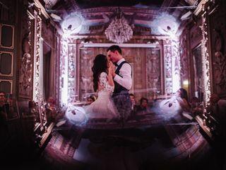 Le nozze di Alexandra e Eugen 1