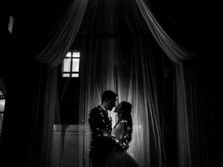 Le nozze di Alexandra e Eugen