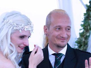 Le nozze di Luca e Chiara