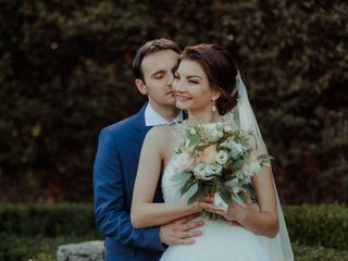 Le nozze di Marcela e Fabio