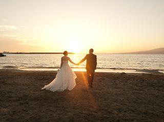 Le nozze di Paola e Max