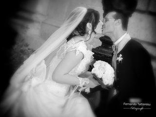 Le nozze di Francesco e Tanya