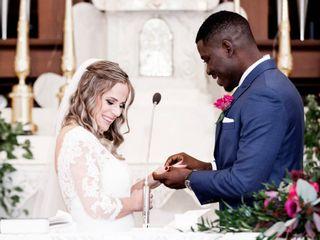 Le nozze di Christine e Yemmy 2