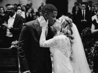 Le nozze di Christine e Yemmy 3