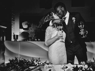 Le nozze di Christine e Yemmy